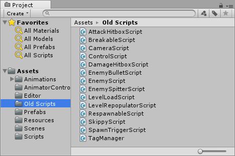 oldscripts